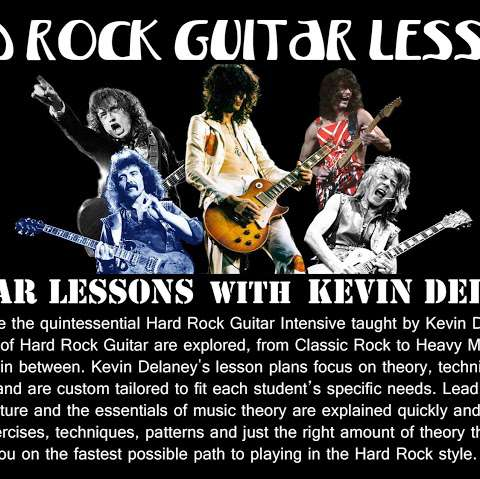 Jobs in GUITAR LESSONS with KEVIN DELANEY - Long Island - reviews